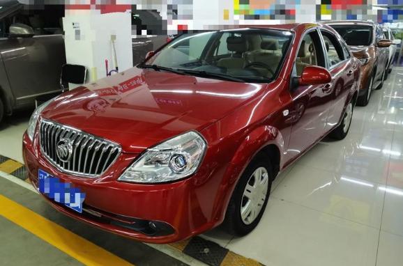 2014-03 别克 凯越 2013款 1.5L 自动经典型