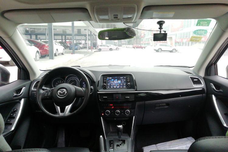 2014-05 马自达 CX-5 2013款 2.0L 自动四驱精英型