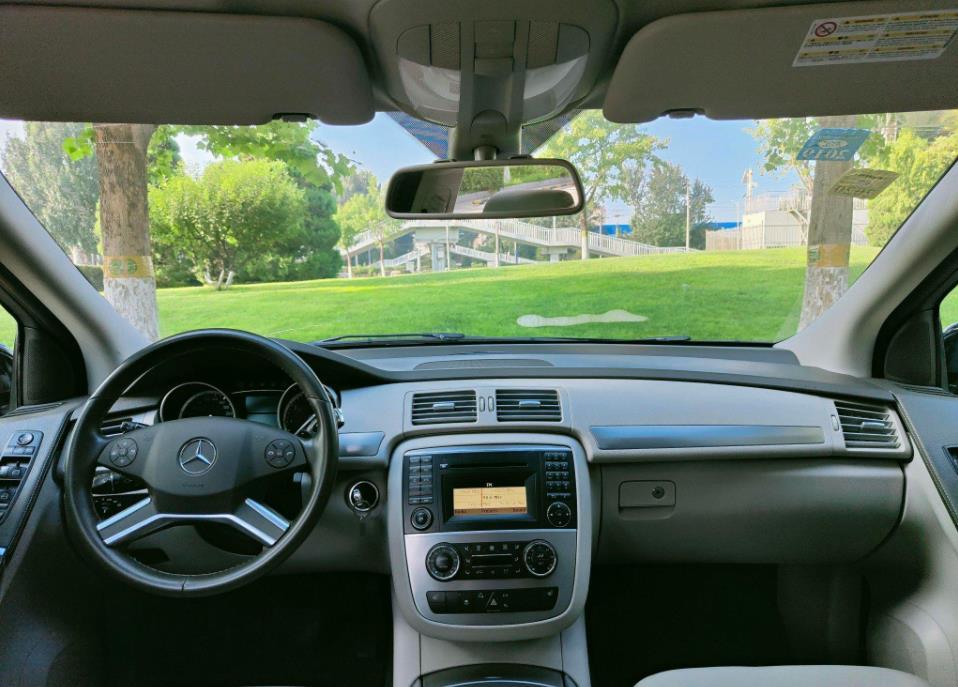 2013-10 奔驰 奔驰R级 2011款 R 300 L 商务型