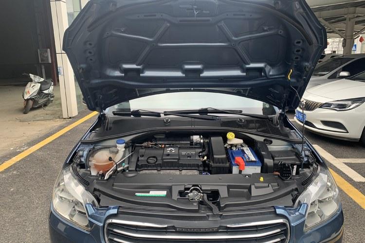 2014-06 标致 301 2014款 1.6L 手动舒适版