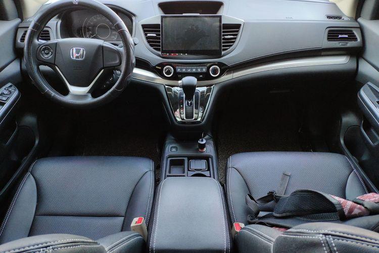 2017-06 本田 CR-V 2015款 2.0L 两驱风尚版