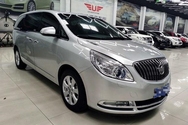 2014-09 别克 GL8 2014款 3.0L GT豪华商务豪雅版