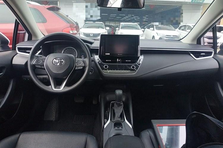 2019-12 丰田 卡罗拉 2019款 1.2T S-CVT GL-i精英版