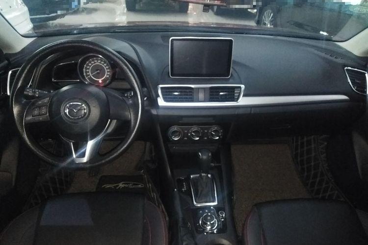 2016-10 马自达 马自达3 Axela昂克赛拉 2017款  三厢 1.5L 自动舒适型 国VI