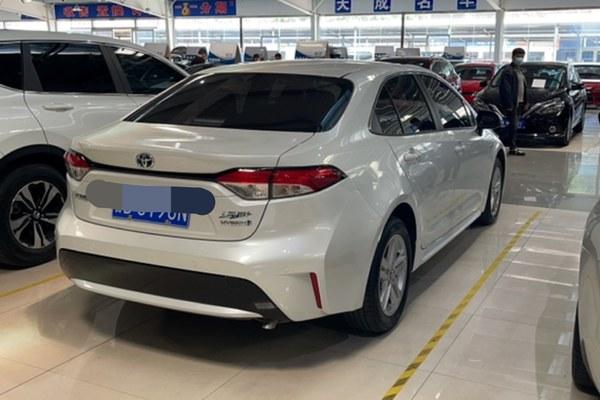 2017-12 丰田 雷凌 2021款 双擎 1.8H E-CVT豪华版