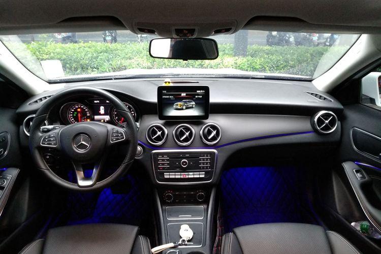 2017-10 奔驰 奔驰CLA级 2017款 CLA 200 动感型