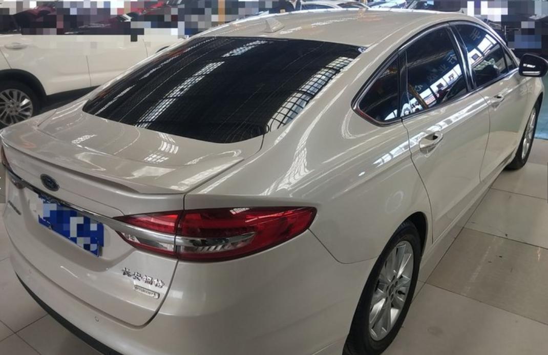 2018-05 福特 蒙迪欧 2017款 改款 EcoBoost 180 时尚型