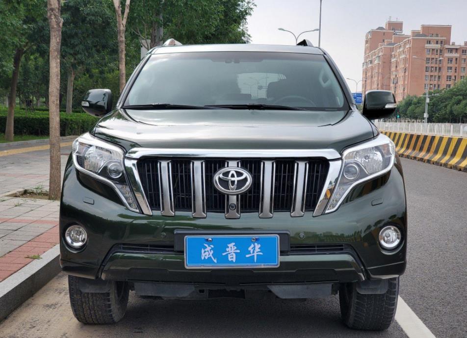 2014-05 丰田 普拉多 2014款 4.0L 自动VX NAVI