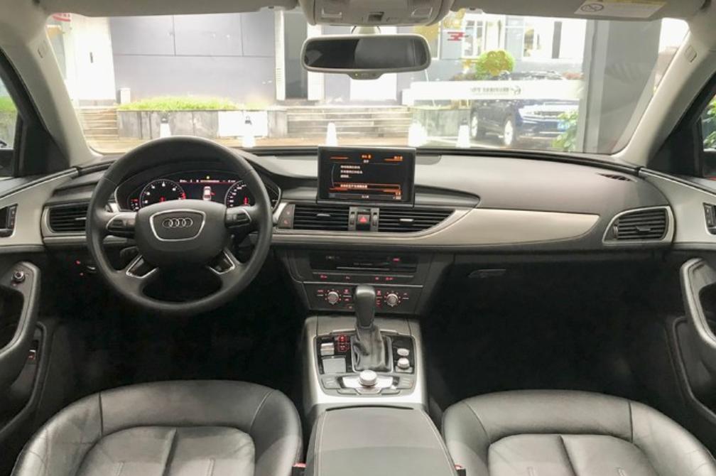 2018-11 奥迪 奥迪A6L 2018款 TFSI 进取型