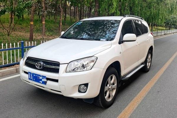 2011-12 丰田 RAV4荣放 2009款 2.0L 自动经典版