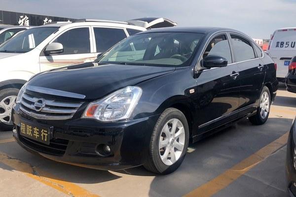 2011-10 日产 轩逸 2009款 2.0XL CVT豪华版