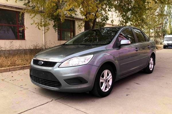 2011-01 福特 福克斯 2009款 两厢 1.8L 手动舒适型
